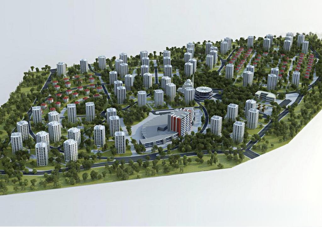 Büyükkarıştıran Kuzeykent Projesi / 127